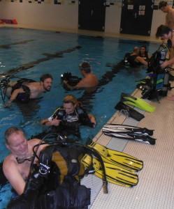 Zwembadseizoen is weer begonnen