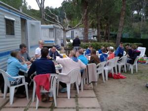 Voorjaars duikvakantie Spanje op camping Cala Gogo en duiken bij Triton in Llafranc
