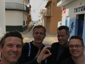 Voorjaars vakantie Spanje 2018, één hele week ZON